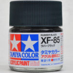 81785 XF-85 Rubber Black