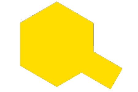 Tamiya Flat Yellow Spray Paint
