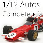 1/12 Autos de Competencia