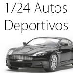 1/24 Autos Deportivos