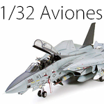 1/32 Serie de Aviónes