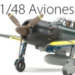 1/48 Serie de Aviónes