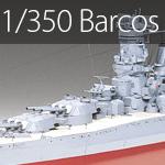 1/350 Serie de Barcos