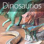 1/35 Serie de Dinosaurios