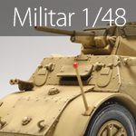 1/48 Serie de Miniaturas Militares