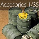 1/35 Accesorios Militar