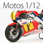 1/12 Serie de Motos