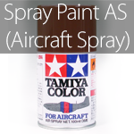 Tamiya Spray Paint AS (Aircraft Spray)