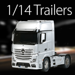 1/14 RC Trailers