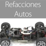 Refacciones Autos RC