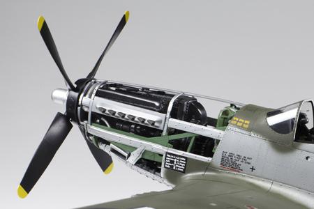 60322 North American P-51D Mustang | Tienda de Tamiya y Acrilicos ...