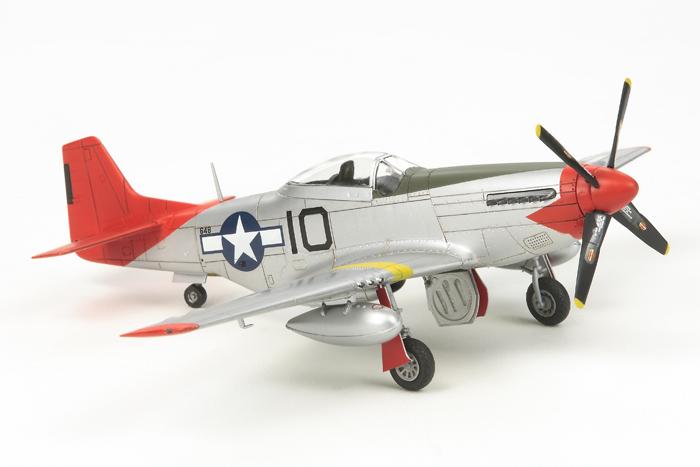 "25148 North American P-51D Mustang – 1/72 ""Tuskegee Airmen"" | Tienda ..."